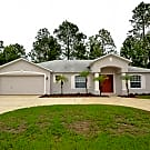 LIKE NEW, 3+DEN/2/2 IN DESIRABLE LEHIGH WOODS - Palm Coast, FL 32164