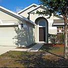 COVINGTON PARK  4/2 HOME - Apollo Beach, FL 33572