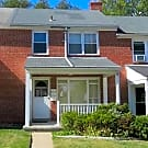 Renovated 3BR 1FB 1HB Home - Baltimore, MD 21239