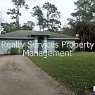 Beautiful 2 bedroom home horse property for lease - Naples, FL 34120