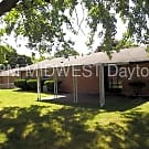 Convenient Ranch 3 Bedroom 1.5 Bath Trotwood Home - Dayton, OH 45426