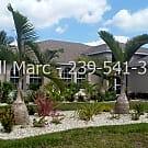 Fabulous Sailboat Access Single Family Home in Pop - Cape Coral, FL 33914