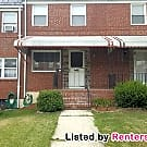 Freshly painted 2 bed/1.5 bath Townhouse in... - Baltimore, MD 21224