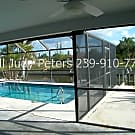 **Remodeled with Pizazz** 3BR, 2BA Gulf Access Poo - Cape Coral, FL 33904