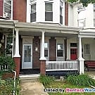 Huge Hampden Row Home 3BR 1+BA - Baltimore, MD 21211