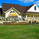 Saddlebrook - San Marcos, Texas 78666