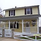 Near schools, shopping and commuter routes - Brunswick, MD 21716