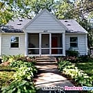 Great 3 Bed 1 Bath Off Victory Memorial PKWY!! - Minneapolis, MN 55412
