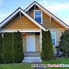 Charming Craftsman Style Home in Desirable... - Renton, WA 98057