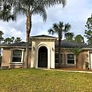 Awesome house in popular W-section! - Palm Coast, FL 32164