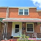 Cosy 2BD 1BA Near St Agnes Hospital - Baltimore, MD 21229