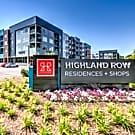 Highland Row - Memphis, TN 38111