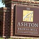 Ashton Browns Mill - Atlanta, GA 30354