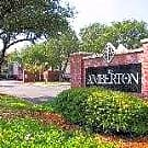 The Amberton - San Antonio, TX 78233