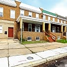 Property ID# 116793-3 Bed/1 Bath, Baltimore, MD... - Baltimore, MD 21213
