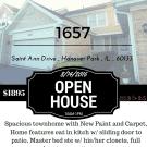 1657 Saint Ann Drive, Hanover Park, IL 60133 - Hanover Park, IL 60133