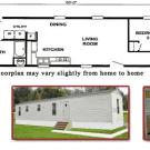 3 bedroom, 1 bath home available - Little Elm, TX 75068