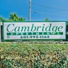 Cambridge Apartments - Flowood, MS 39232
