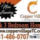 Copper Village Apartments - Traverse City, MI 49684