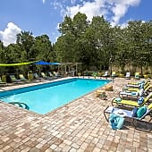 Our newly remodeled swimming pool with expansive sundeck will make you feel like you are living on a resort.