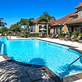 Swimming Pool with Sundeck Seating