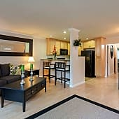 Summer Crest Apartments in Anaheim, CA with Wooden Flooring