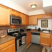 Kitchen- Townhouse