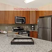Renovated Hazelnut Package Kitchen