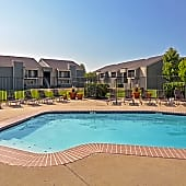 Sparkling Outdoor Pool