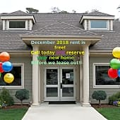 December Rent Free!! Call today while Homes are Available!!