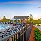 Lakeside Pool and sundeck
