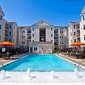 Cool off this summer at the Kensington Place pool!