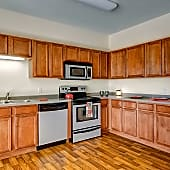 Heritage Village Kitchen with Full Appliance Package