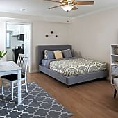 Studio & One Bedroom Apartments in Santa Ana CA - California Palms Bedroom