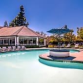 Two outdoor heated pools