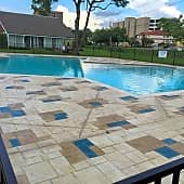 Exterior - Remodeled Pool Area with Deck