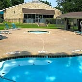 Huge pool, and picnic area!