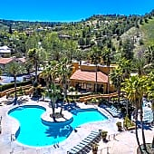 Enjoy a day at one of four resort-style swimming pools