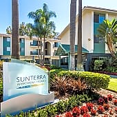Welcome to Sunterra Apartments