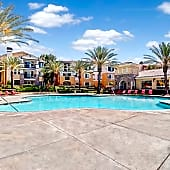 Beautiful Pool at the Center of the Community
