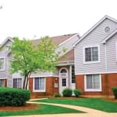 Garden-style apartment homes