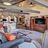 Renton, WA Constellation Apartments lobby