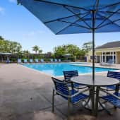 Cool off in the pool or relax on our large sundeck