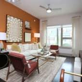 Living Room- 1D Model