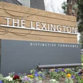 Welcome Home To The Lexington Apartments