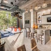 the flats exchange on erwin resident lounge
