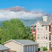 Camelback Pointe Exterior With Mountain Backdrop