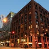 Convenient downtown living