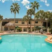 Relax Poolside - Marcell Gardens Apartments - Daytona Beach, FL