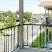 Relax On Your Private Balcony or Patio